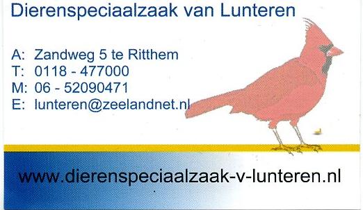 Dierenspeciaalzaak van Lunteren