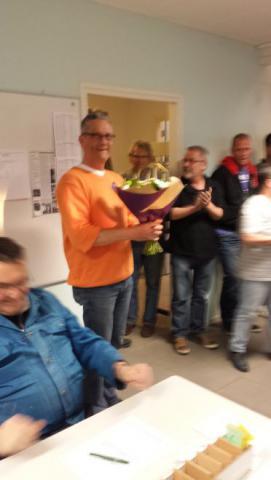 Koninklijke onderscheiding voor Jacky Nijsen